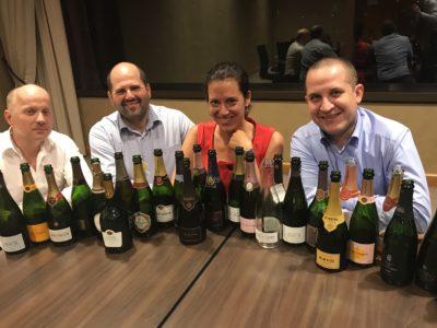 A legnemesebb buborékos ital a francia özvegyektől az angol miniszterelnökig